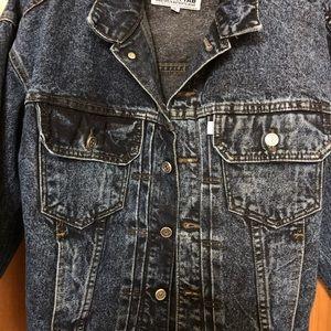 Unisex Levi Silver tab Jean jacket